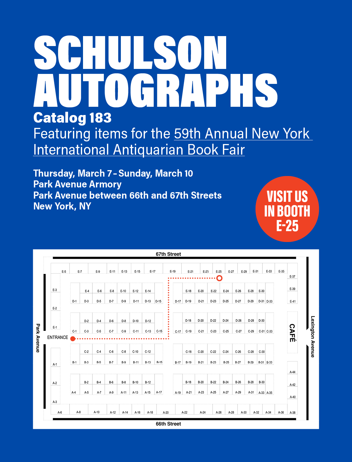 Catalog 183 2019 New York Book Fair