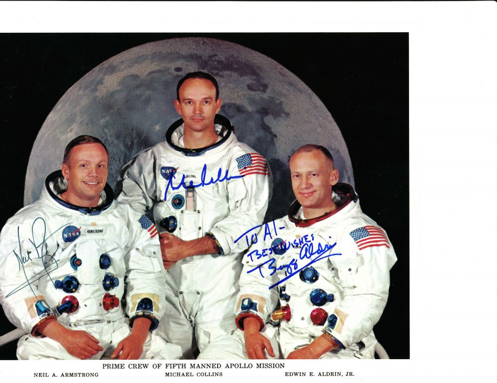 The government needs a role in carrying by Buzz Aldrin ...